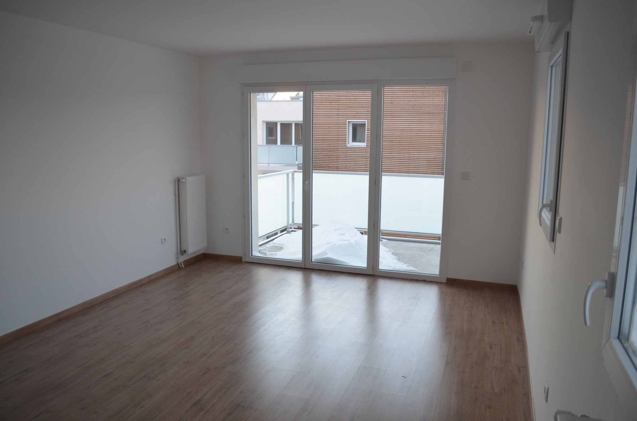 Appartement – T2 – 45,2m2 – WAMBRECHIES